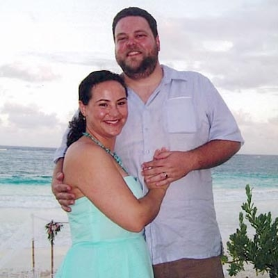 Anna und Joe, Januar 2011