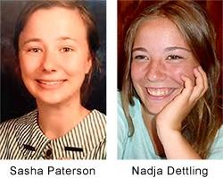 Sasha Paterson (Inbound) und Nadja Dettling (Outbound)