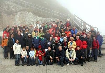 Kontakttreffen 2009: Besuch vom RC Pfaffenhofen